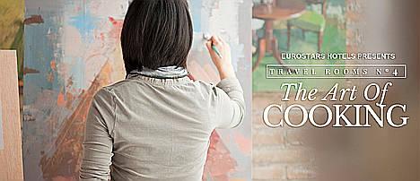 """""""The Art of Cooking"""", la fusión de dos artes que emocionan al cliente"""