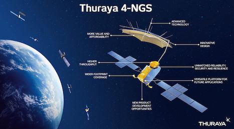 GMV suministra el centro de operaciones para la nueva generación de satélites de Yahsat