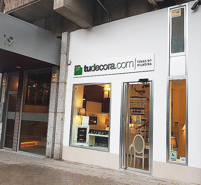 b218e64668 tudecora_open, la primera tienda sin dependientes de España ...