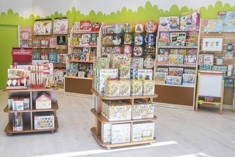 Eurekakids abre cuatro nuevas tiendas, una de ellas en Qatar