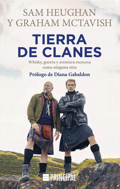 Tierra de clanes, de Sam Heughan y Graham McTavish
