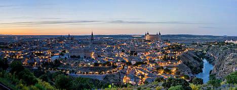 """Toledo ofrece sus """"cenas a ciegas"""" en monumentos históricos"""