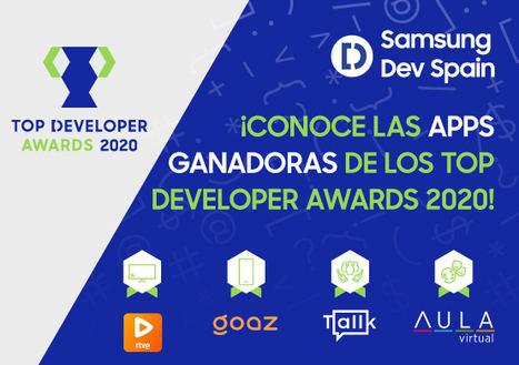 Entregados los premios Top Developer Awards 2020 de Samsung Dev Spain