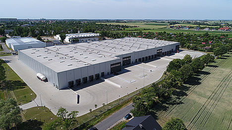 Nueva filial de producción, a partir de enero de 2020.
