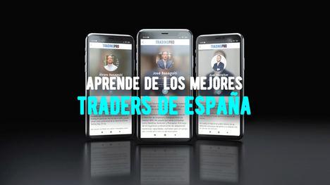 Nace TradingPRO, la app gratuita de contenidos sobre trading y educación financiera
