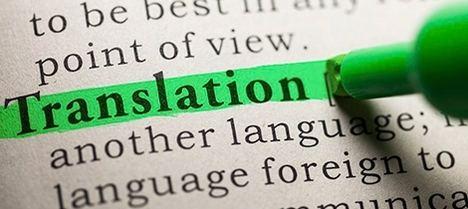 Cómo trabaja una agencia de traducción jurada