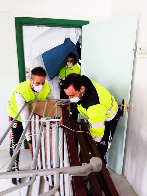 Transfesa Logistics colabora en el transporte de material sanitario de protección para el COVID 19