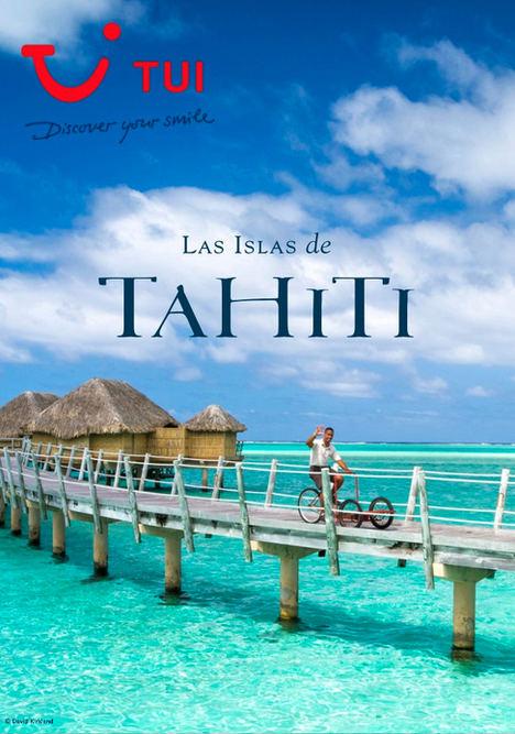 TUI y Tahiti Tourism se unen para promocionar Las Islas de Tahiti
