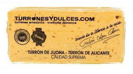 El turrón artesano, producto típico español, llega a Francia y a Europa con fuerza