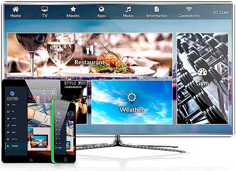 ZAFIRO by Entertainment Solutions elige a Cambium Networks para la infraestructura inalámbrica de sus servicios de entretenimiento para Hoteles