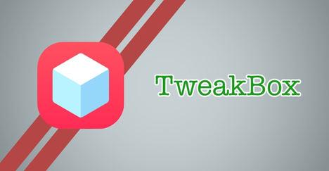 Como descargar y usar la aplicación TweakBox