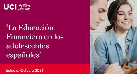 El 44% de los adolescentes españoles considera que sus padres deberían ser los responsables de su educación financiera