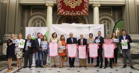 """umivale forma parte del Comité de Honor de la carrera solidaria """"Valencia contra el Cáncer"""" de la AECC"""