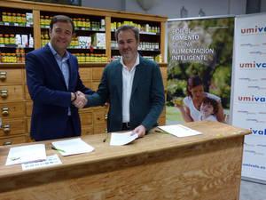 umivale y Fundación José Navarro, juntos en la promoción de la salud
