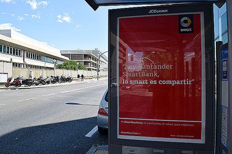 smart reta a otras marcas con el lanzamiento de share4business, una campaña de Publicis Emil