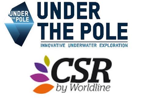 """Worldline, Socio digital de la expedición polar """"Under The Pole III"""""""