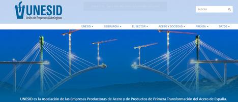 La producción de acero español creció un 5,7% en 2017