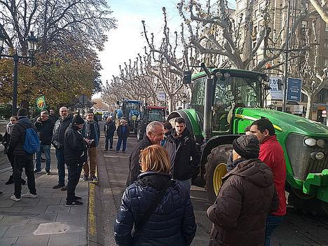 Protesta Lleida.