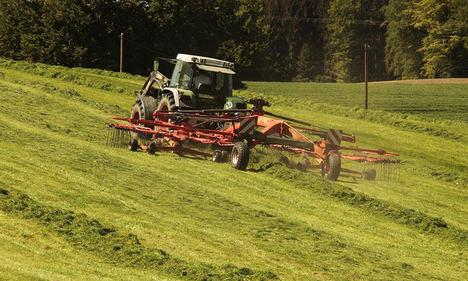 Unión de Uniones ve insuficiente la prórroga de la ITV para la maquinaria agrícola