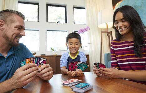 Mattel lanza 13 nuevas formas de jugar a UNO®