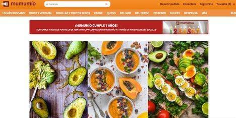 ¿Dónde vender mis productos de alimentación en Internet?
