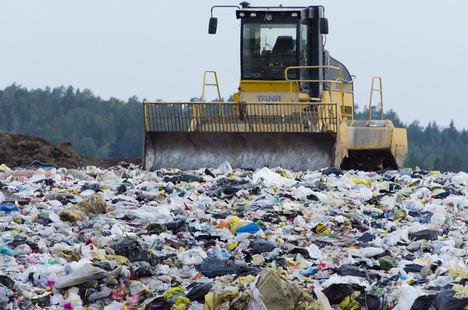 Llevar la basura avertederos genera un 245% más de emisiones GEI que su valorización energética