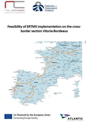 Presentación de los resultados del estudio de viabilidad para implementar el ERTMS en el tramo transfronterizo Vitoria-Burdeos
