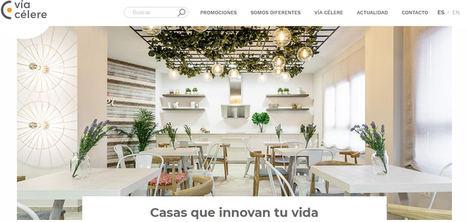 Vía Célere estrena la primera oficina experiencial industrializada del sector