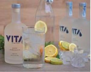 Nace VITA, la nueva bebida espirituosa que se mezcla con agua y engorda un 45% menos que un Gin Tonic