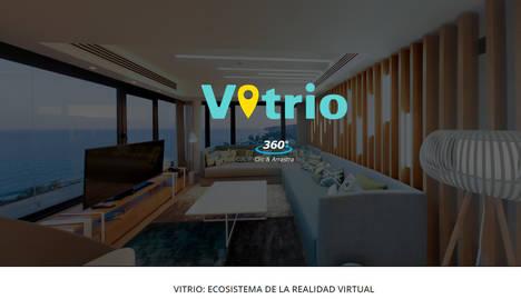 Nace Vitrio, la primera app que traslada la realidad virtual al sector inmobiliario