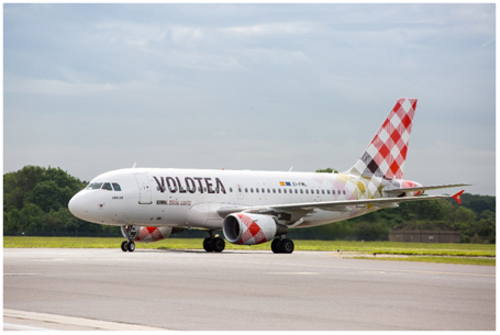 Volotea apuesta por Amazon Web Services