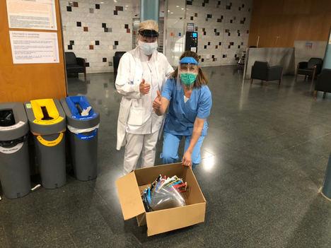 Más de 15.000 makers crean material sanitario en España de manera altruista