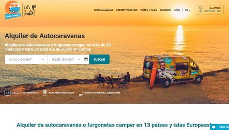 Indie Campers, la startup que revoluciona los viajes en autocaravana en Europa