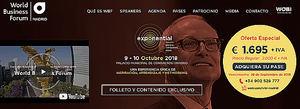 WOBI presenta la 4ª edición del World Business Forum, que se celebrará en octubre en Madrid