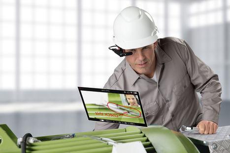 Toshiba lanza soluciones verticales para sector industrial y labores de mantenimiento para sus gafas inteligentes