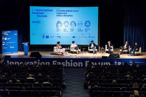 Éxito de convocatoria de la primera edición del Innovation Fashion Forum, que reunió a más de 450 profesionales en IFEMA