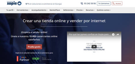 E-commerce unificado y ERP: la respuesta a los total consumers