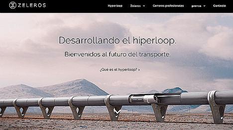 El proyecto Zeleros Hyperloop se presenta en S-Moving