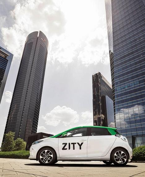 Zity lanza una prueba piloto para favorecer una conducción más segura y una mejor experiencia a sus usuarios