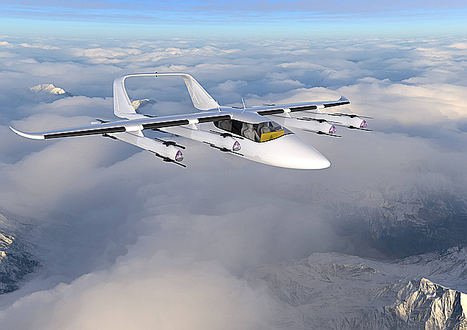 Kiwi.com invierte en el futuro del transporte intermodal con el avión no tripulado Zuri