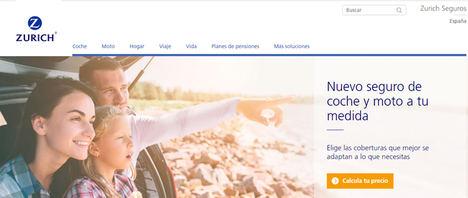 Zurich, la aseguradora del servicio de carsharing ZITY, de Ferrovial Servicios y Renault España